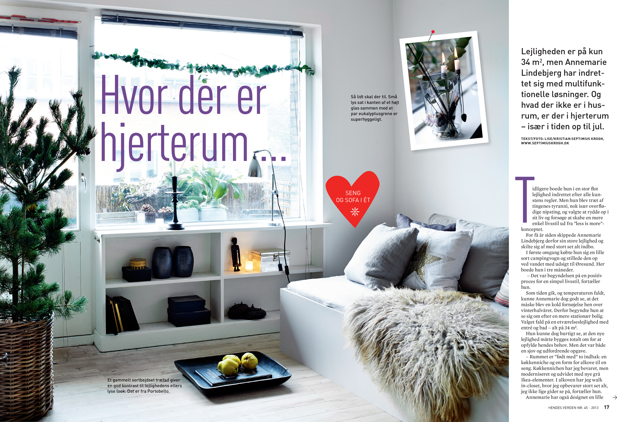 Article image from HENDES VERDEN Magazine