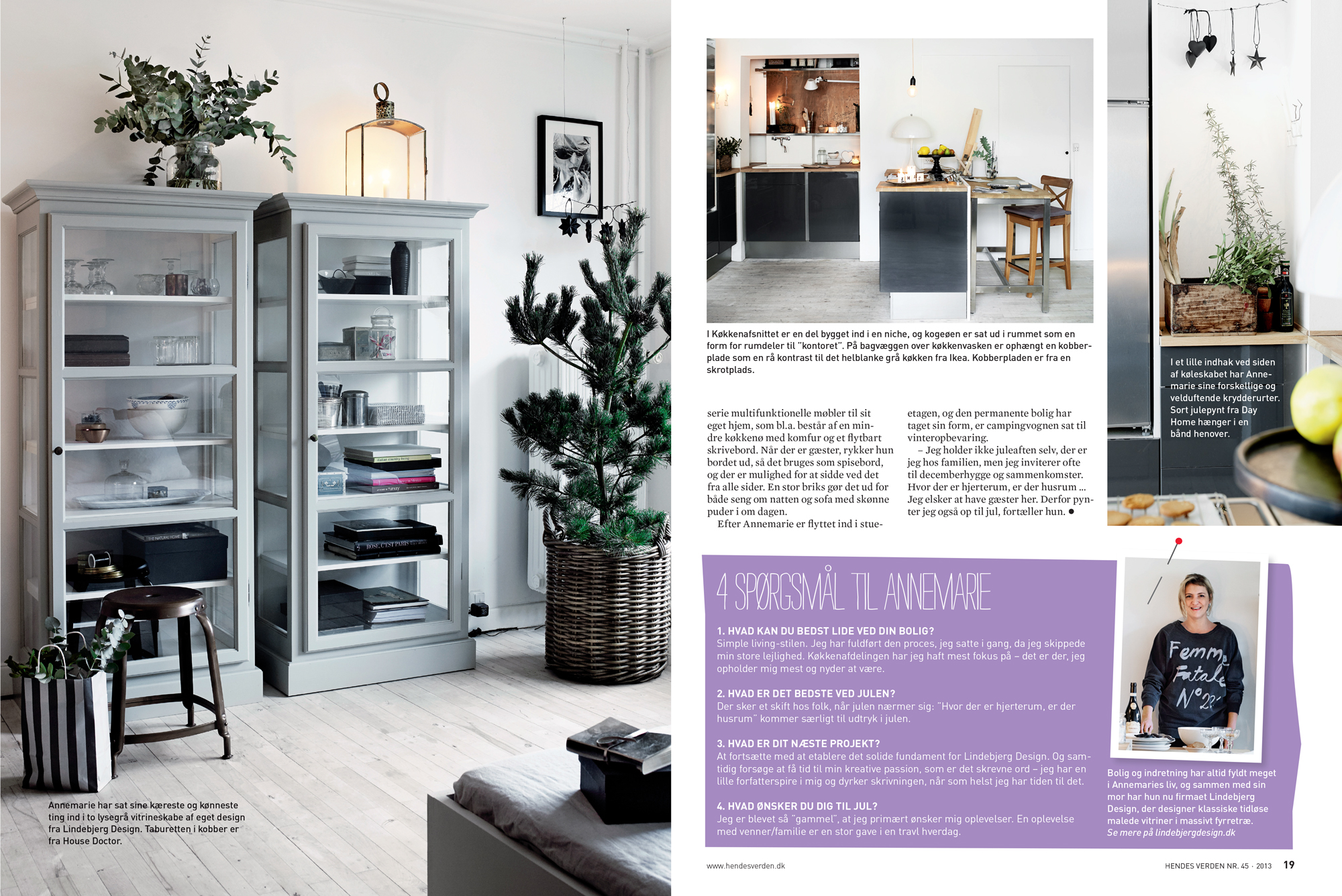 Article image from HENDES VERDEN Magazine 2
