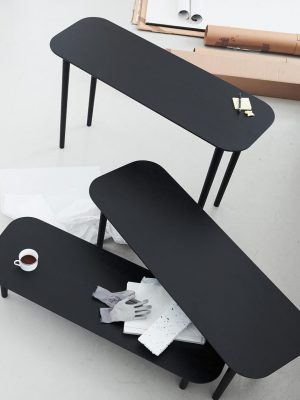 Image of Lindebjerg Design Dark Oak Table collection
