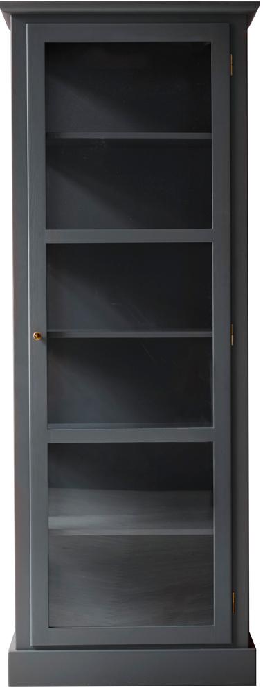 Produktbild von Lindebjerg Design Farbe N1 Anthrazit Vitrine Cabinet