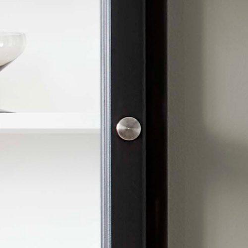 Close up image of Lindebjerg Design Classic V4 Vitrine Cabinet Door Knop