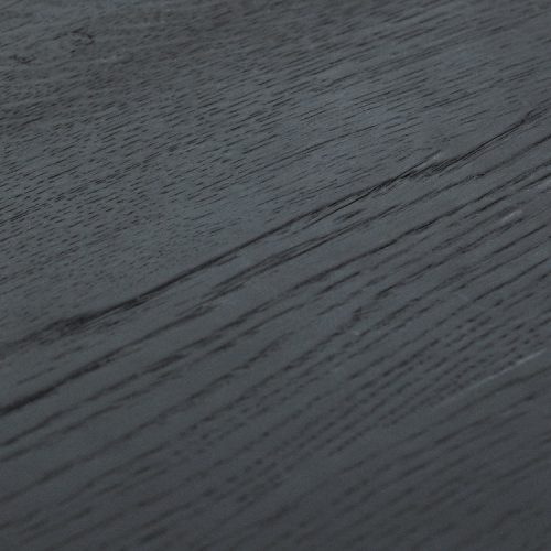Close up image of Lindebjerg Design Dark Oak table texture