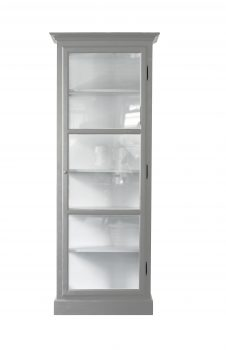 Product image of Lindebjerg Design Classic V1 Gray vitrine Cabinet