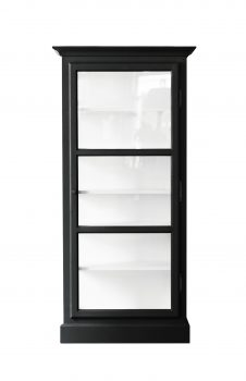 Product image of Lindebjerg Design Classic V3 Black vitrine Cabinet