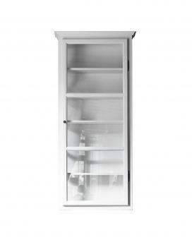Product image of Lindebjerg Design Classic V4 White vitrine Cabinet